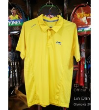Lining APLF257-1 Yellow T-shirt