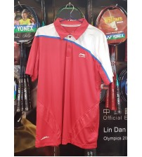 Lining APLF327-3 Red T-shirt