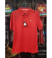 Lining APLG509-2 Red T-shirt