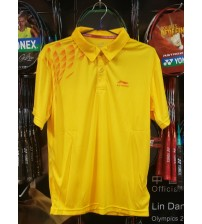 Lining APLG509-3 Yellow T-shirt