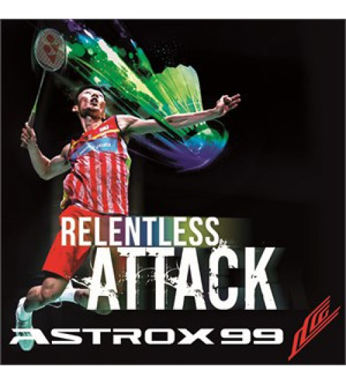 Yonex Astrox 99 LCW 限量版羽毛球拍(球拍+套)