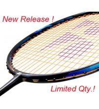 Yonex Duora10 橙藍色 最新 羽毛球拍