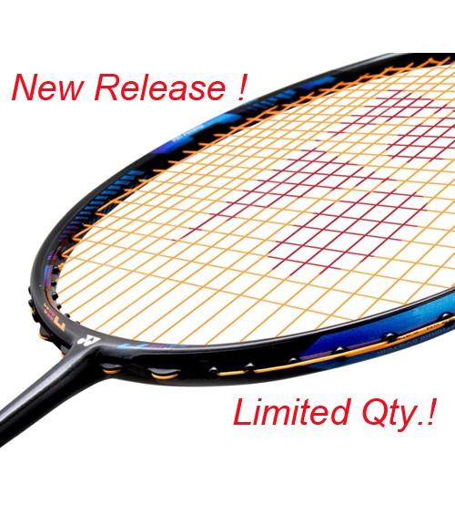 Yonex Duora10 LCW 橙藍色 最新 羽毛球拍