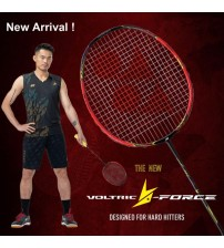 Yonex 尤尼克斯  威力 VT LD Force 羽毛球拍 (SP版) 日本制造 空拍包运费价,不包税.( 香港及大陆地区) (穿线另加钱)<<赠品 : T-恤1件(价值HK$128.-) 送完即止>>