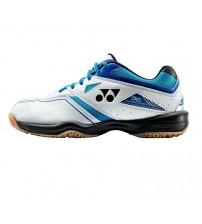 Yonex SHB 36EX 白藍色 羽毛球鞋 (碼數: 36-37.5, 39.5-41,43-45.5)包运费价,不包税.( 香港及大陆地区) <<赠品 : 袜子1双(价值HK$45.-) 送完即止>>