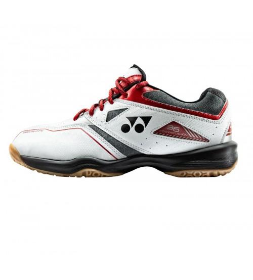 Yonex SHB 36EX 白紅色 羽毛球鞋 (碼數: 36-37, 39-45.5)包运费价,不包税.( 香港及大陆地区) <<赠品 : 袜子1双(价值HK$45.-) 送完即止>>