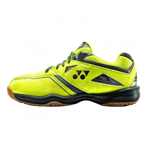 Yonex SHB 36EX 黃色 羽毛球鞋 (碼數: 36-45.5)包运费价,不包税.( 香港及大陆地区) <<赠品 : 袜子1双(价值HK$45.-) 送完即止>>