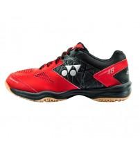Yonex SHB 48EX 紅黑 羽毛球鞋 (碼數: 36-45)包运费价,不包税.( 香港及大陆地区) <<赠品 : 袜子1双(价值HK$45.-) 送完即止>>