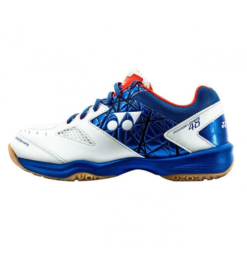 Yonex SHB 48EX 白/藍 羽毛球鞋