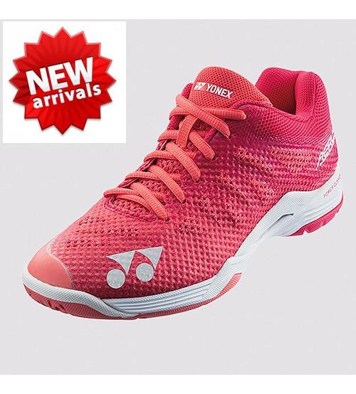 Yonex Aerus 3 玫瑰紅女款 羽毛球鞋(碼數: 37-40.5)包运费价,不包税.( 香港及大陆地区)