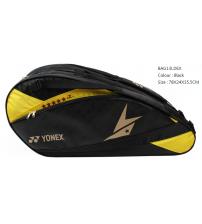 Yonex BAG13LDEX黑色球拍包(6支裝)