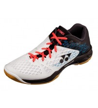 Yonex Power Cushion 03EX 黑白色 羽毛球鞋