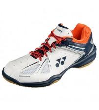 Yonex SHB 35EX 白/橙 羽毛球鞋