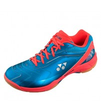Yonex Power Cushion 65 Wide 藍色 羽毛球鞋