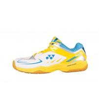 Yonex SHB 75EX 黃/藍 羽毛球鞋