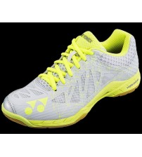 Yonex Power Cushion Aerus 2 Ladies Grey/Yel 羽毛球鞋