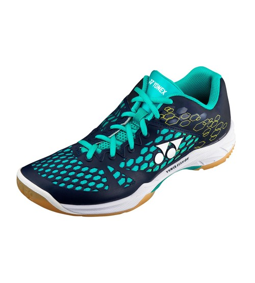 Yonex SHB 03EX 深藍/湖水綠色 羽毛球鞋