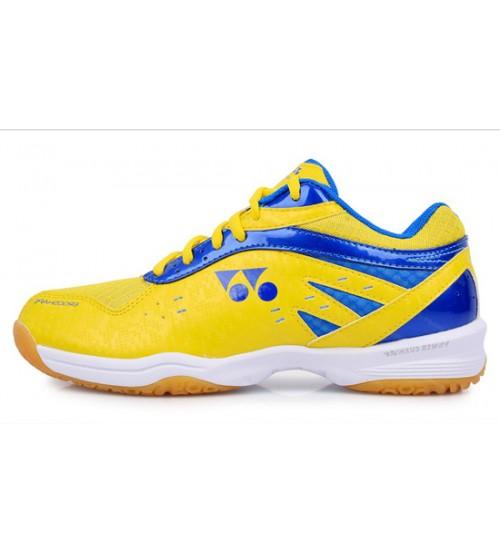 Yonex SHB 280EX 黃/藍色 羽毛球鞋