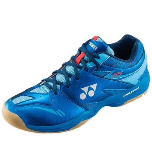 Yonex Power Cushion 55 藍色 羽毛球鞋
