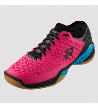Yonex Power Cushion ELSZMEX粉紅色 羽毛球鞋(碼數: 40-44) 包运费价,不包税.( 香港及大陆地区) <<赠品 : 袜子1双(价值HK$45.-) 送完即止>>