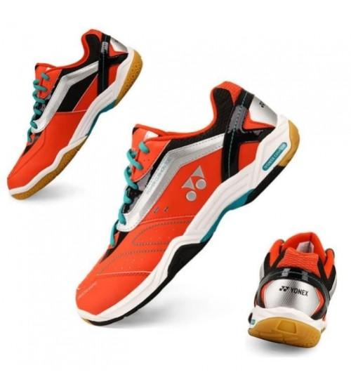 Yonex SHB 70CEX 橙色 羽毛球鞋(碼數: 37.5, 39.5-40)包运费价,不包税.( 香港及大陆地区) <<赠品 : 袜子1双(价值HK$45.-) 送完即止>>