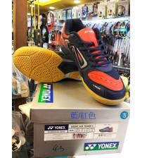 Yonex Court Ace Tough 2 藍紅色 羽毛球鞋(碼數: 38-43, 44.5-45) 包运费价,不包税.( 香港及大陆地区) <<赠品 : 袜子1双(价值HK$45.-) 送完即止>>