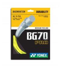 Yonex BG70Pro 羽毛球線