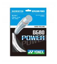 Yonex BG80Power 羽毛球線
