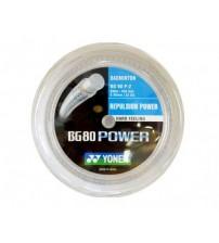 Yonex BG80 Power 羽毛球線 (200m Reel)